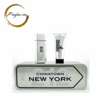 Carolina Herrera 212 Vip Man Set (EDT 100 ml + SG 100 ml)