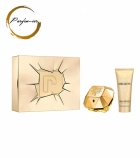 Paco Rabanne Lady Million Set (EDP 50 ml + BL 100 ml)