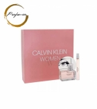 Calvin Klein Women Set (EDP 50 ml + EDP 10 ml)