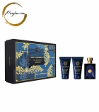 Versace Pour Homme Dylan Blue Set (EDT 50 ml + asb 50 ml + SG 50 ml)