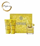 Versace Yellow Diamond Set (EDT 50 ml + BL 50 ml + SG 50 ml)