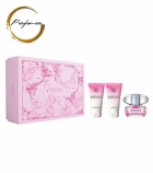 Versace Bright Cristal Set (EDT 50 ml + BL 50 ml + SG 50 ml)