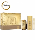 Paco Rabanne 1 Million Parfum Set (EDP 50ml + Deo 150ml + EDP 10ml )