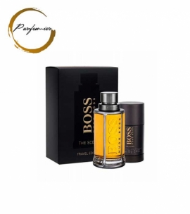 Boss The Scent Set (EDT 100 ml + Deostick 75 ml)