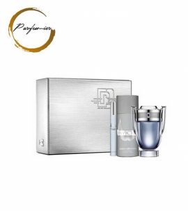Paco Rabanne Invictus Set (EDT 100 ml + Deospray 150 ml + EDT 10 ml)