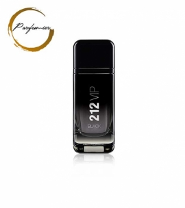 Carolina Herrera 212 Vip Black Man EDP Без Опаковка