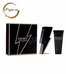 Carolina Herrera Bad Boy Set (EDT 100 ml + SG 150 ml)
