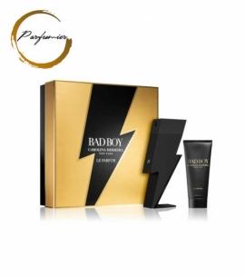 Carolina Herrera Bad Boy Le Parfum Set (EDP 100 ml + SG 150 ml)