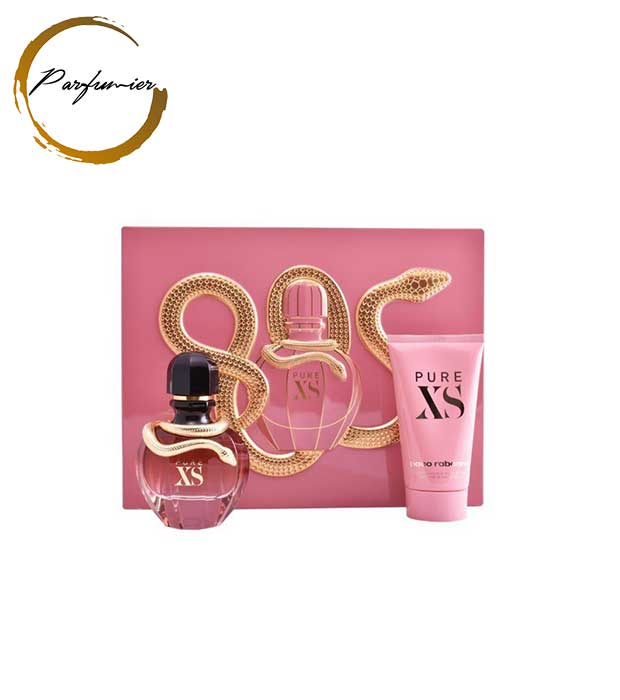 Paco Rabanne Pure XS For Her Set (EDP 50 ml + BL 75 ml)