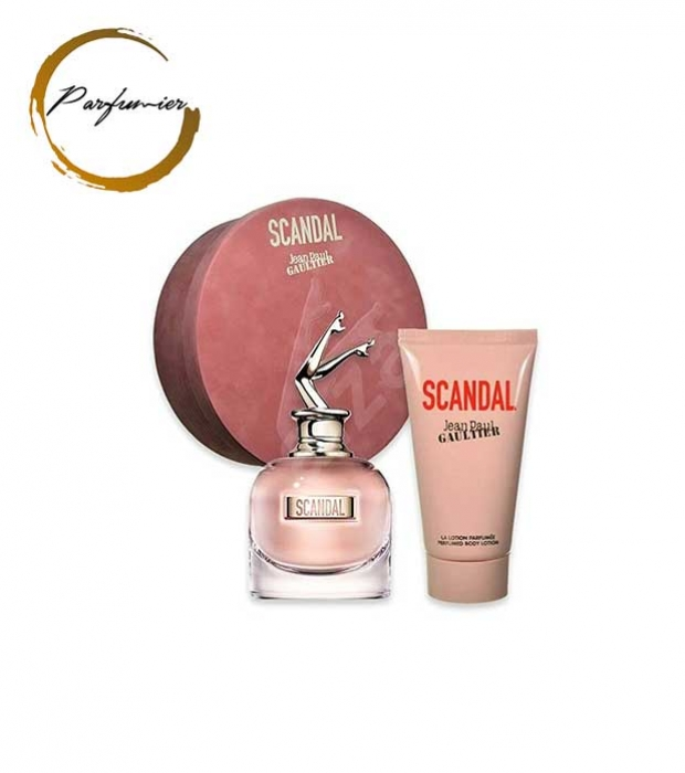 Jean Paul Gaultier Scandal Set (EDP 50 ml + BL 75 ml)