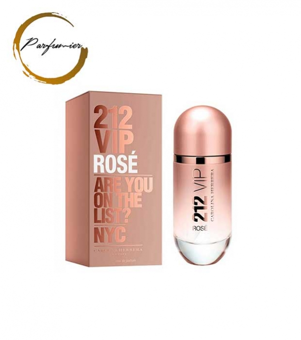 Carolina Herrera 212 Vip Rose Woman EDP