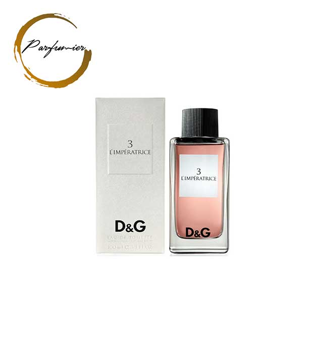 Dolce & Gabbana L`Imperatrice 3 EDT Без Опаковка