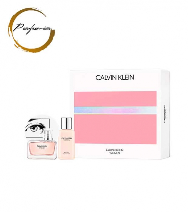 Calvin Klein Women Set (EDP 50 ml + BL 100 ml)