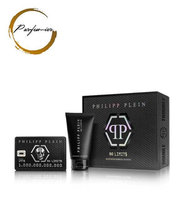 Philipp Plein No Limit$ Set (EDP 90ml + SG 150ml)