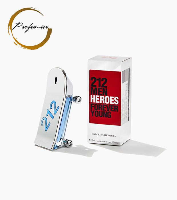 Carolina Herrera 212 Men Heroes EDT